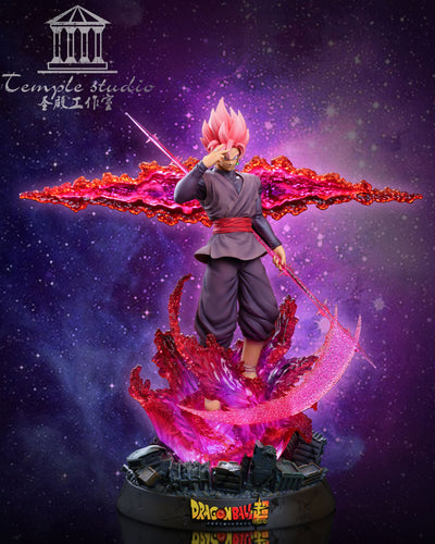 1/6 Scale ゴクウブラック/ Zamasu/ Goku Black - Dragon Ball Resin Statue - Temple Studios [Pre-Order] - FavorGK