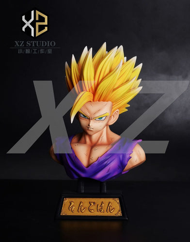 Son Gohan - Dragon Ball Resin Statue - XZ-Studios [Pre-Order] - FavorGK