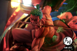 1/4 & 1/6 Scale Wano Country Roronoa Zoro - ONE PIECE Resin Statue - TT Studios [Pre-Order] - FavorGK
