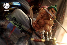 Load image into Gallery viewer, 1/4 & 1/6 Scale Wano Country Roronoa Zoro - ONE PIECE Resin Statue - TT Studios [Pre-Order] - FavorGK