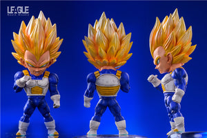 Super Vegeta - Dragon Ball Resin Statue - LeaGue Studios [Pre-Order] - FavorGK