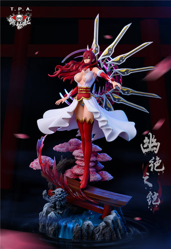 1/6 Scale Erza Scarlet - Fairy Tail Resin Statue - T.P.A Super Studios [Pre-Order] - FavorGK