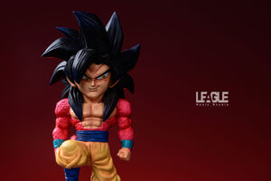 Super Saiyan 4 Son Goku - Dragon Ball Resin Statue - LeaGue Studios [Pre-Order] - FavorGK