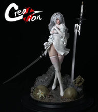 Load image into Gallery viewer, 1/4 Scale YoRHa No.2 Type-B - NieR:Automata Resin Statue - Creation-Studios [Pre-Order] - FavorGK