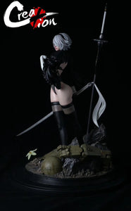 1/4 Scale YoRHa No.2 Type-B - NieR:Automata Resin Statue - Creation-Studios [Pre-Order] - FavorGK