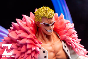 Donquixote Doflamingo - ONE PIECE Resin Statue - ZN Studios [Pre-Order] - FavorGK