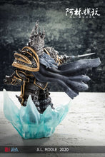 Load image into Gallery viewer, Death Knight Arthas Menethil - Warcraft 3 Resin Statue - A.L. Model Studios [Pre-Order] - FavorGK