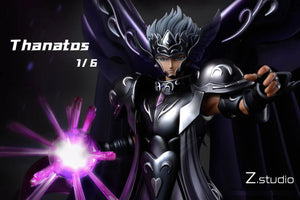 1/6 Scale Thanatos - Saint Seiya Resin Statue - Z-Studios [Pre-Order] - FavorGK