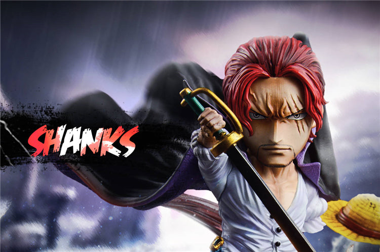 Shanks - One Piece Resin Statue - G-5 Studios [Pre-Order] - FavorGK