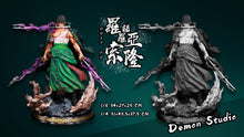 Load image into Gallery viewer, 1/4 & 1/6 Scale Roronoa Zoro - ONE PIECE Resin Statue - Demon Studios [Pre-Order] - FavorGK