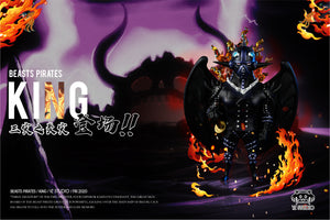 King - ONE PIECE Resin Statue - YZ Studios [Pre-Order] - FavorGK