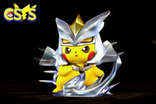 Load image into Gallery viewer, Kyurem Cosplay Pikachu - Pokemon Resin Statue - CSSS Studios [Pre-Order] - FavorGK