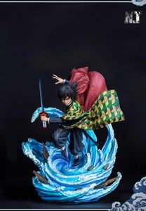 1/6 Scale Tomioka Giyuu - Demon Slayer: Kimetsu no Yaiba Resin Statue - T.N.T Studios [Pre-Order] - FavorGK