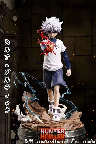 1/6 Scale Killua Zoldyck - HUNTER×HUNTER Resin Statue - BM Studios [Pre-Order] - FavorGK