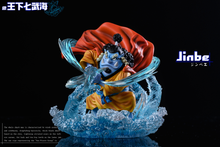 Load image into Gallery viewer, Jinbe - ONE PIECE Resin Statue - Warhead Studios [Pre-Order] - FavorGK