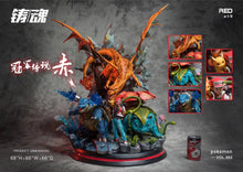 Load image into Gallery viewer, Pokemon Champion Legend CHI (Not Include Red) - Pokemon Resin Statue - Sculpting Soul Studios [Pre-Order] - FavorGK