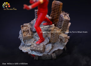 Ultraman Leo -  Ultraman Resin Statue - Ferries Wheel Studios [Pre-Order] - FavorGK
