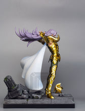 Load image into Gallery viewer, Aries Mu - Saint Seiya Resin Statue - MWDT Studios [Pre-Order] - FavorGK