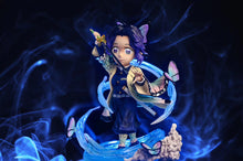 Load image into Gallery viewer, WCF Scale Kochou Shinobu - Demon Slayer: Kimetsu No Yaiba Resin Statue - G5 Studios [Pre-Order] - FavorGK