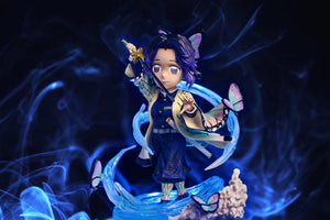 WCF Scale Kochou Shinobu - Demon Slayer: Kimetsu No Yaiba Resin Statue - G5 Studios [Pre-Order] - FavorGK