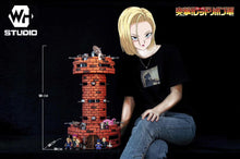 Load image into Gallery viewer, マッスルタワーMuscle Tower - Dragon Ball Resin Statue - WH-Studios [Pre-Order] - FavorGK