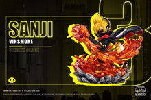 Load image into Gallery viewer, Vinsmoke Sanji - ONE PIECE Resin Statue - YZ Studios [Pre-Order] - FavorGK