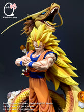 Load image into Gallery viewer, 1/4 & 1/6 Scale Son Goku & Dragon - Dragon Ball Resin Statue - EGGS Studios [Pre-Order] - FavorGK