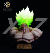 Load image into Gallery viewer, Broly - Dragon Ball Resin Statue - XZ-Studios [Pre-Order] - FavorGK