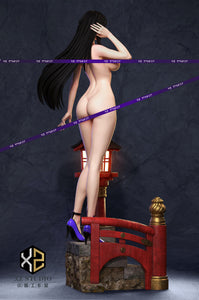 1/4 Scale Purple Dress Tifa Lockheart - (FF7) Final Fantasy VII Resin Statue - XZ Studios [Pre-Order] - FavorGK
