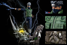 Load image into Gallery viewer, 1/4 Scale & 1/6 Scale Scale Hatake Kakashi - Naruto Resin Statue - ML Studios [Pre-Order] - FavorGK