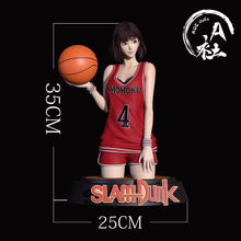 Load image into Gallery viewer, Akagi Haruko - SLAM DUNK Resin Statues - A.O.E Studios [Pre-Order] - FavorGK