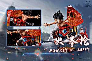 Monkey·D·Luffy - ONE PIECE Resin Statue - Weird Cat Studios [Pre-Order] - FavorGK