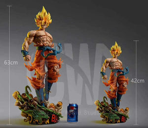 1/6 Scale Son Goku - Dragon Ball Resin Statue - Cartoon World Studios [Pre-Order] - FavorGK