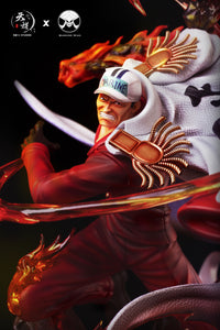 1/6 Scale Absolute Justice Akainu/ Sakazuki - ONE PIECE Resin Statue - TJ-Studios [Pre-Order] - FavorGK