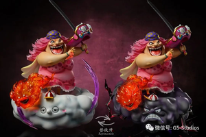 BIG MOM - ONE PIECE Resin Statue - G-5 Studios [Pre-Order] - FavorGK