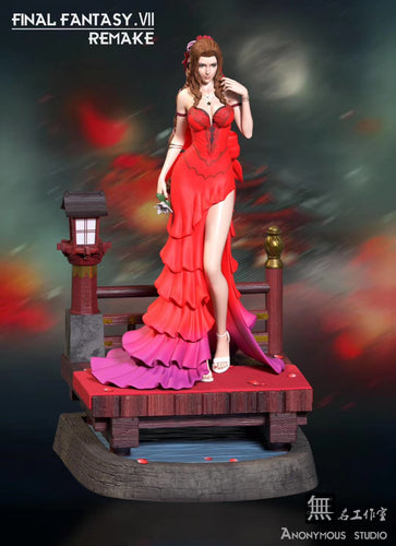 1/4 Scale Aerith Gainsborough - (FF7) Final Fantasy VII Resin Statue - Anonymous Studios [Pre-Order] - FavorGK