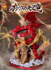 Slifer The Sky Dragon - Yu-Gi-Oh! (Yugioh) Resin Statue - Fire Phenix Studios [Pre-Order] - FavorGK