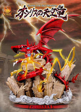 Load image into Gallery viewer, Slifer The Sky Dragon - Yu-Gi-Oh! (Yugioh) Resin Statue - Fire Phenix Studios [Pre-Order] - FavorGK