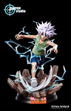 Load image into Gallery viewer, 1/6 Scale Killua Zoldyck - HUNTER×HUNTER Resin Statue - Sniper Studios [Pre-Order] - FavorGK