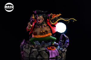 Marshall D. Teach - ONE PIECE Resin Statue - Mask Studios [Pre-Order]