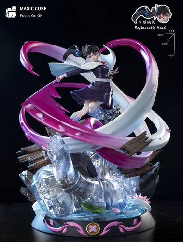 1/6 Scale Tsuyuri Kanao - Demon Slayer: Kimetsu no Yaiba Resin Statue - Magic Cube Studios [Pre-Order]