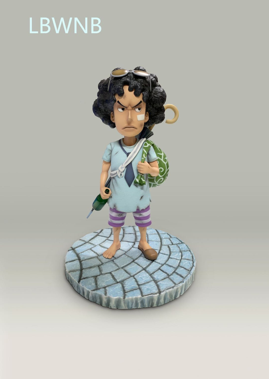 Young Kuzan - ONE PIECE Resin Statue - lbwnb Studios [Pre-Order]