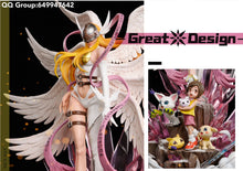 Load image into Gallery viewer, Angewomon - Digimon Resin Statue - GD Studios [Pre-Order]