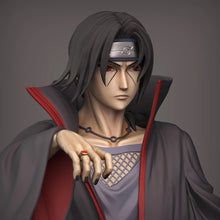 Load image into Gallery viewer, 1/5 Scale Uchiha Itachi - Naruto Resin Statue - Big Gecko Studios [Pre-Order]