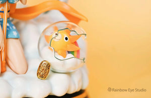 1/7 Scale Wano Country Nami - ONE PIECE Resin Statue - Rainbow Eye Studios [Pre-Order]