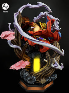 1/4 & 1/6 Scale Wano Country Gear Fourth Snake man Monkey D Luffy - ONE PIECE Resin Statue - TT Studios [Pre-Order]