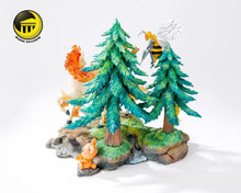 Load image into Gallery viewer, Beedrill & Rapidash Family (With Teddiursa) - Private - Pokemon Resin Statue - Moon shadow Studios [Pre-Order]