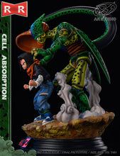 Load image into Gallery viewer, Cell Absorption - Dragon Ball Resin Statue - AR Studios [Pre-Order]