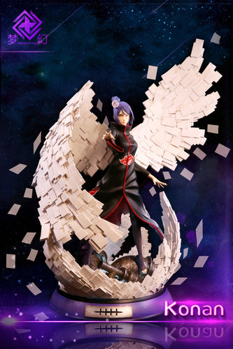 1/5 Scale Konan with LED - Naruto Resin Statue - Dream Studios [Pre-Order]