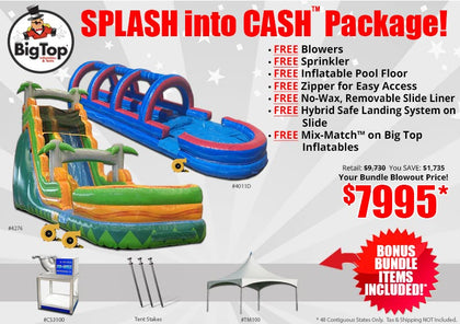 BP112 | Splash into Cash Package
